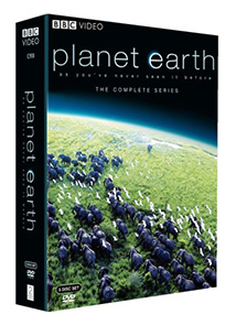 Planet Earth: The Complete BBC Series DVDs