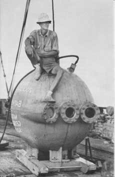 Barton bathysphere