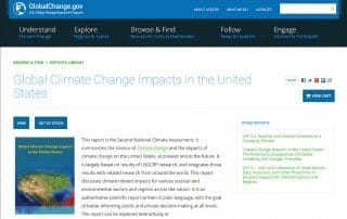 Climate Change Impacts Across America