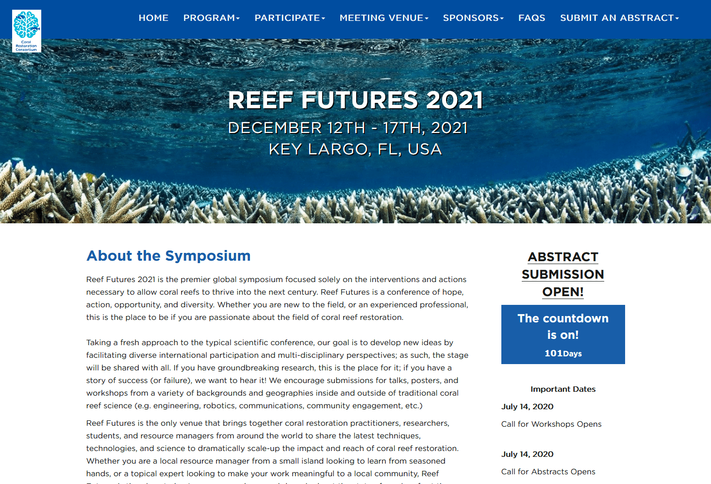 Reef Futures Conference 2021